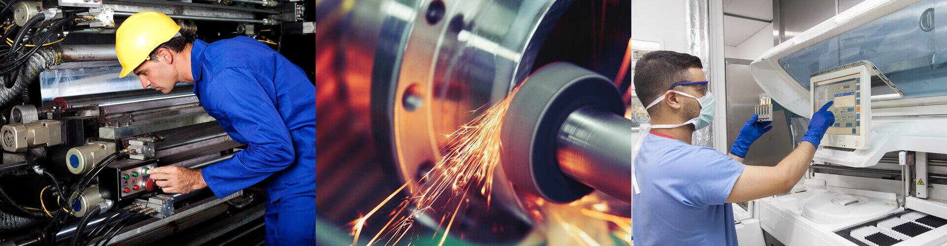 Importação de Máquinas e Equipamentos Usados