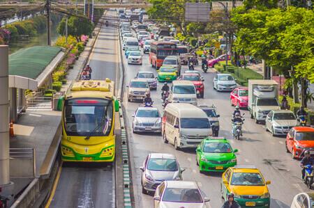 Transporte Urbano Motorizado