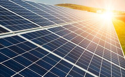 Projeto Smart City, Energia Solar